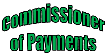 Commissioner of Payments (COP)